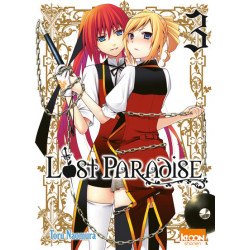LOST PARADISE - 3 - LOST...