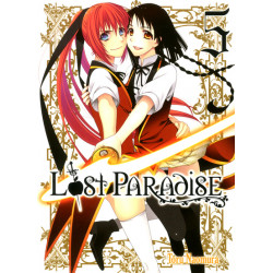 LOST PARADISE - 5 - LOST...