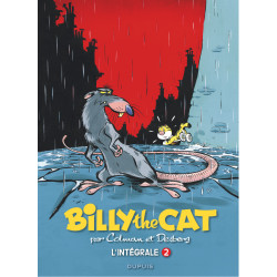 BILLY THE CAT - L'INTÉGRALE - TOME 2 - BILLY THE CAT INTÉGRALE 1 : 1994 -1999