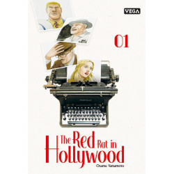 THE RED RAT IN HOLLYWOOD - TOME 1