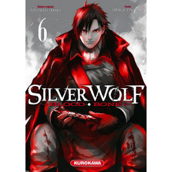 SILVER WOLF - BLOOD BONE - TOME 6