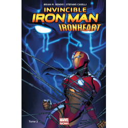 INVINCIBLE IRON MAN: IRONHEART T02