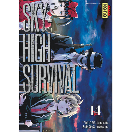 SKY-HIGH SURVIVAL, TOME 14