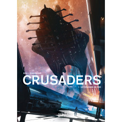 CRUSADERS 01 - LA COLONNE DE FER