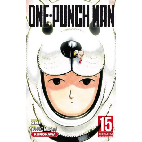 ONE-PUNCH MAN - TOME 15