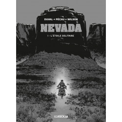 NEVADA 01 - EDITION LUXE N&B