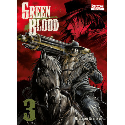 GREEN BLOOD T03