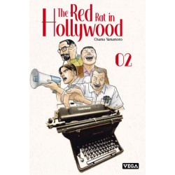 THE RED RAT IN HOLLYWOOD - TOME 2