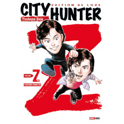 CITY HUNTER TZ (NED)