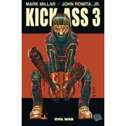 KICK-ASS 3 T01 - CIVIL WAR