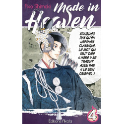 MADE IN HEAVEN - TOME 4