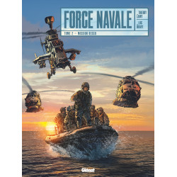 FORCE NAVALE - TOME 02 - MISSION RESCO