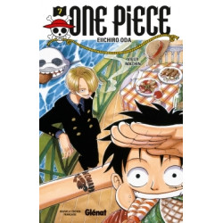 ONE PIECE - ÉDITION ORIGINALE - TOME 07 - VIEUX MACHIN