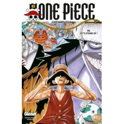 ONE PIECE - ÉDITION ORIGINALE - TOME 10 - OK, LET'S STAND UP !