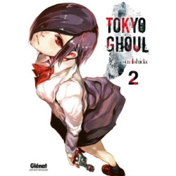 TOKYO GHOUL - TOME 02