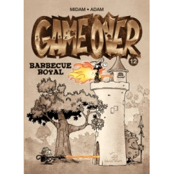 GAME OVER - 12 - BARBECUE ROYAL