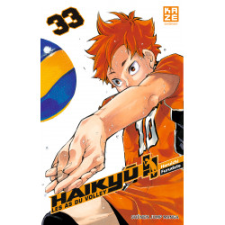 HAIKYU !! - LES AS DU VOLLEY T33