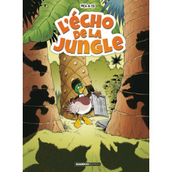 L'ÉCHO DE LA JUNGLE - TOME 01