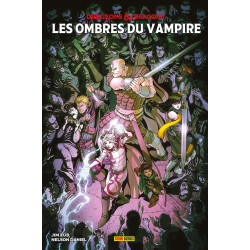 DUNGEONS ET DRAGONS T02 : SHADOWS OF THE VAMPIRE