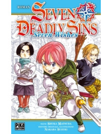 SEVEN DEADLY SINS - SEVEN WISHES