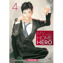 MY HOME HERO - TOME 4