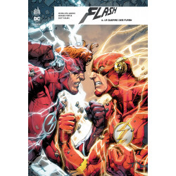 FLASH REBIRTH TOME 6