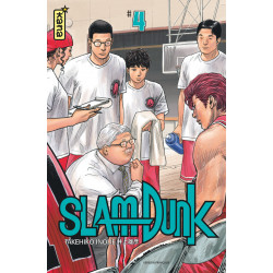 SLAM DUNK STAR EDITION, TOME 4