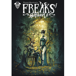 FREAKS' SQUEELE T07 COLLECTOR A MOVE & Z MOVIE