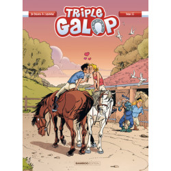 TRIPLE GALOP - TOME 15