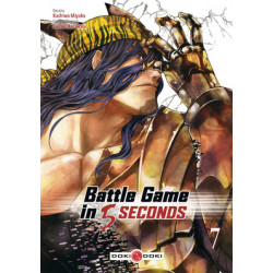 BATTLE GAME IN 5 SECONDS - TOME 7