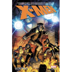 X-MEN SECRET WARS