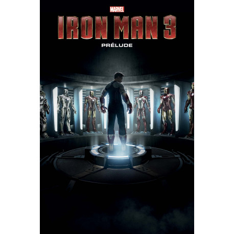 IRON-MAN 3: PRÉLUDE
