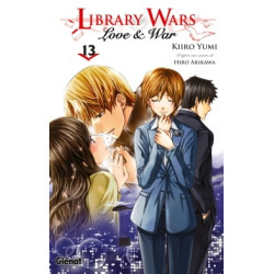 LIBRARY WARS - LOVE AND WAR...