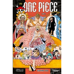 ONE PIECE - ÉDITION ORIGINALE - TOME 77 - SMILE