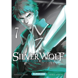 SILVER WOLF - BLOOD BONE - TOME 7