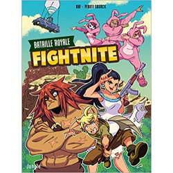 FIGHTNITE BATAILLE ROYALE - TOME 1