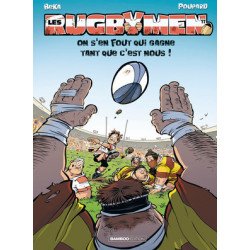 LES RUGBYMEN - TOME 17