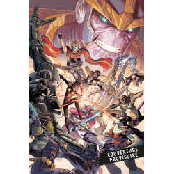 LES GARDIENS DE LA GALAXIE : SECRET WARS