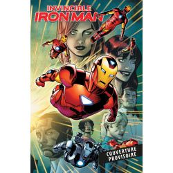 INVINCIBLE IRON MAN (MARVEL...