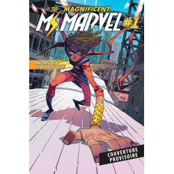 MAGNIFICENT MS. MARVEL - 1...