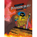POUSSIN-BLEU - TOME 01 - L'ARMURE D'OR