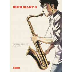BLUE GIANT - TOME 08