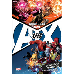 AVENGERS VS X-MEN T02 : CONSÉQUENCES