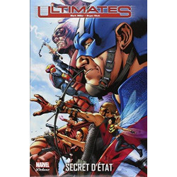 ULTIMATES T02 SECRET D'ETAT (REV)