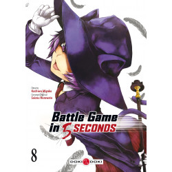 BATTLE GAME IN 5 SECONDS - VOLUME 08