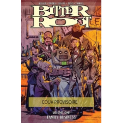BITTER ROOT, T1 : AFFAIRE FAMILIALE