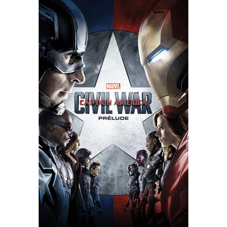 CAPTAIN AMERICA CIVIL WAR: PRÉLUDE