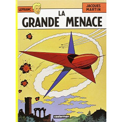 LEFRANC - LA GRANDE MENACE