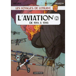 L'AVIATION - DE 1914 À 1916