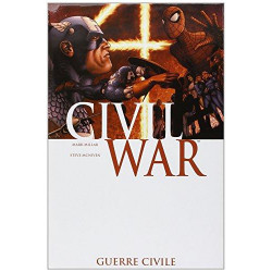CIVIL WAR T01